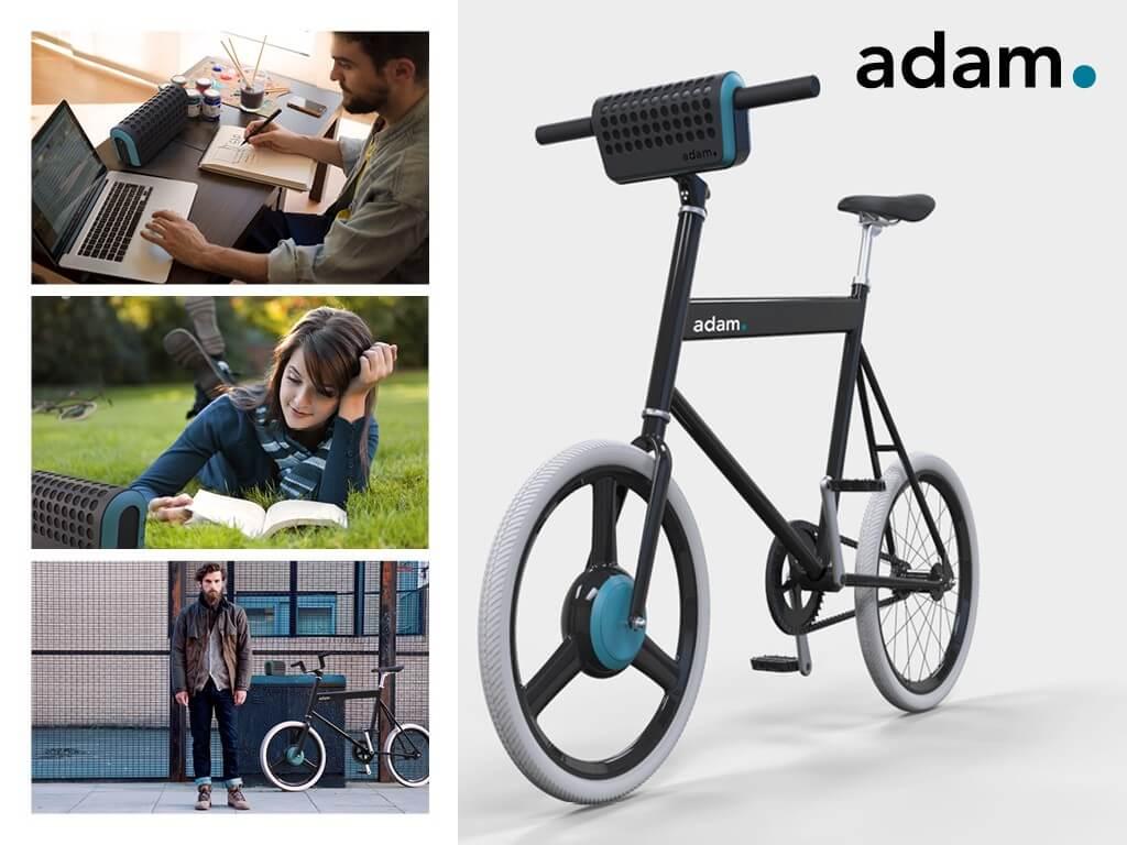 adam. – the student e-bike