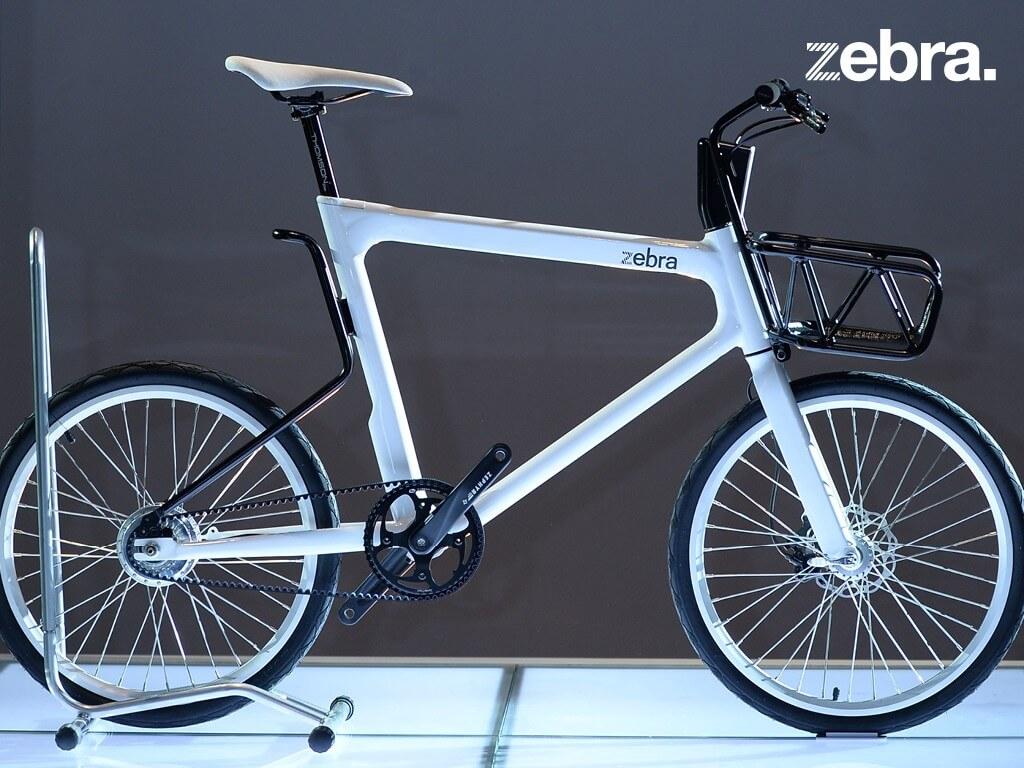 zebra e-bike