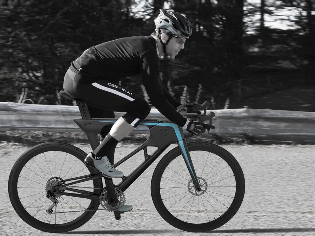 Aeroblade – Racing Bike