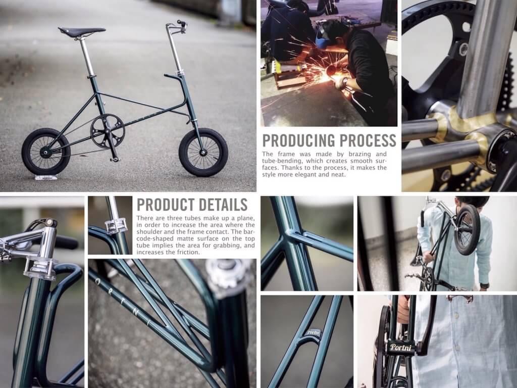 Portni Urban Bike