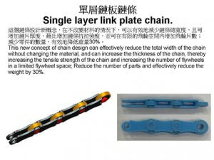 Single-layer-link-plate-chain-1-2